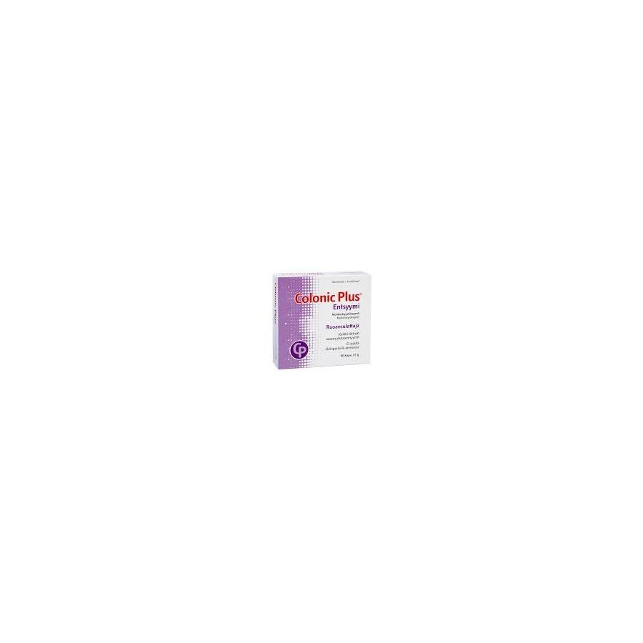 Colonic Plus Liver Cleanser tabs. N60 (Hankintatukku)