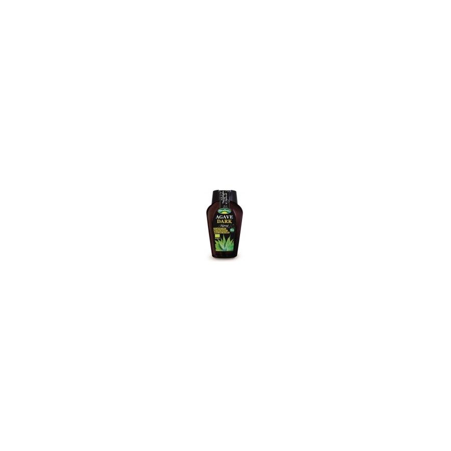 Tamsus agavų sirupas, ekologiškas (360 ml)NaturGreen