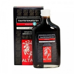 Pantogematogenas-ALTAY 250ml