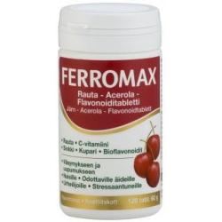 Ferromax 120 tab (Hankintatukku)
