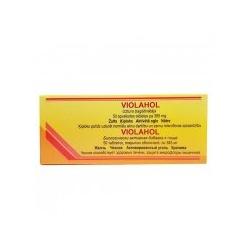Maisto papildas Violahol 385mg tabletės N50