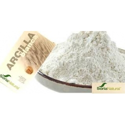 Baltas molis ARCILLA BLANCA Soria Natural 250g