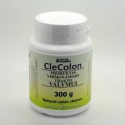 Cle Colon (produktas virškinimo trakto valymui) 300g.