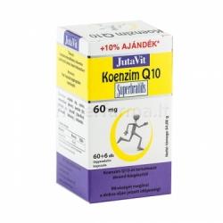 Maisto papildas Koenzym Q10 60mg JutaVit N60
