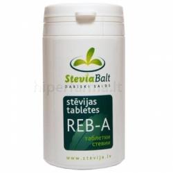 Saldiklis Stevijos tabletės REB-A SteviaBalt 60mg x N600