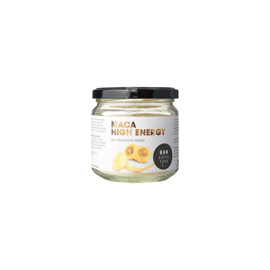 Peruvinės pipirnės (maca) milteliai, ekologiški (175 g)
