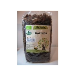 Ekologiškos besėklės razinos (1 kg)
