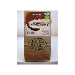 Ekologiškos lukštentų kanapių sėklos (150 g)