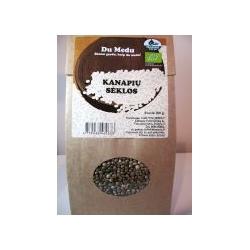 Ekologiškos kanapių sėklos (500 g)