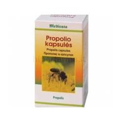 Maisto papildas Propolio kapsulės MEDICATA N40