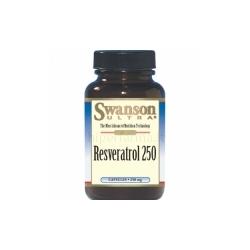 Maisto papildas Resveratrolis 250mg Swanson N30