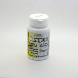 Vaistinės agurklės aliejus 500mg