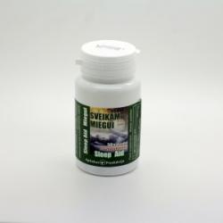 Maisto papildas Sveikam miegui kapsulės su melatoninu N30