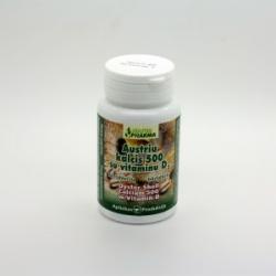 Austrių kalcis 500 su vitaminu D3 60kaps