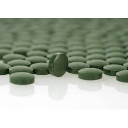 Chlorella tabletės (200 g)Supernutrients